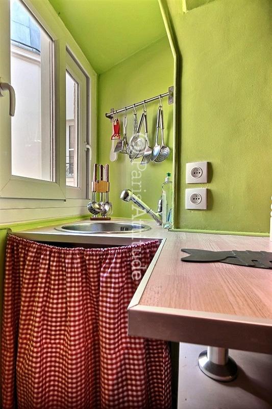 louer appartement Paris Appartement 1