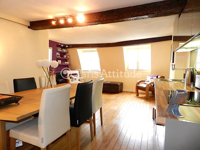 Rent Apartment In Paris 75004 49m Saint Louis Island Ref 7768