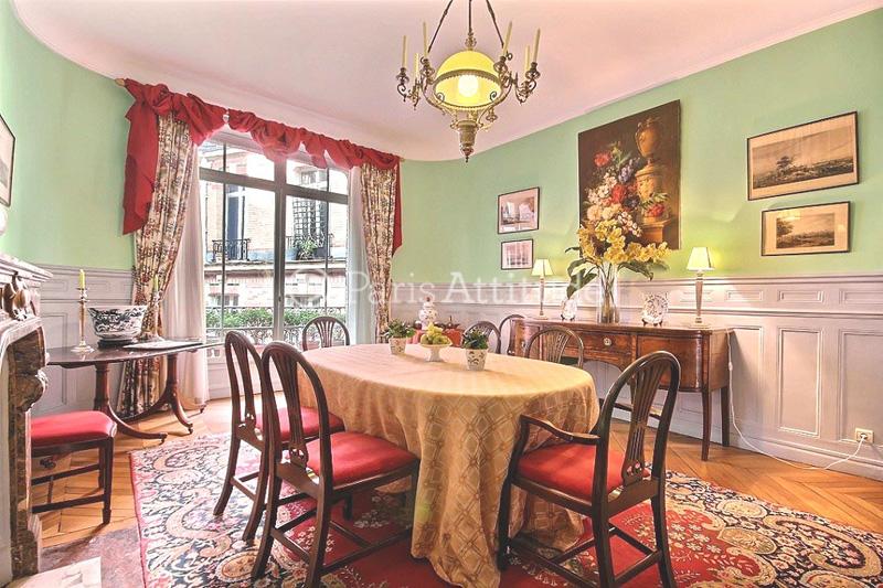 Rent Apartment In Paris 75016 - 220m U00b2 Victor Hugo