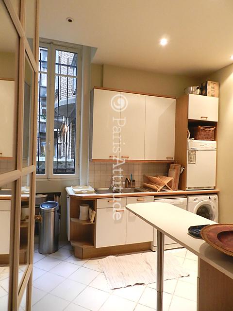 louer un appartement paris 75006 115m luxembourg ref 8134. Black Bedroom Furniture Sets. Home Design Ideas