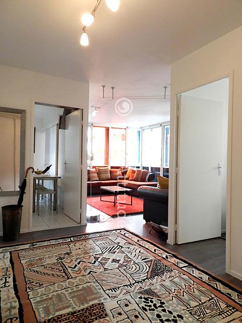 Louer un appartement paris 75013 84m bibliotheque francois mitterand ref 8257 - Location paris 3 chambres ...