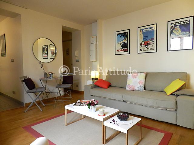 louer un appartement paris 75005 25m jardin des plantes ref 8757. Black Bedroom Furniture Sets. Home Design Ideas
