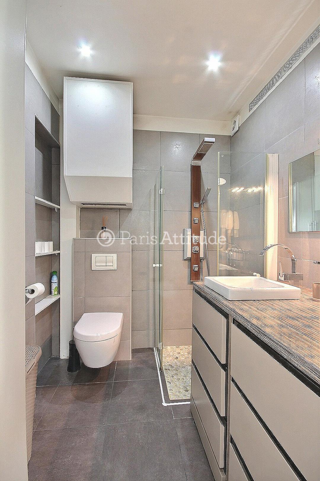 louer un appartement paris 75017 27m charles de gaulle etoile ref 8772. Black Bedroom Furniture Sets. Home Design Ideas