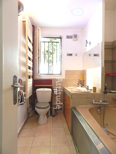 Louer un appartement paris 75019 45m la villette for Appartement atypique 75019