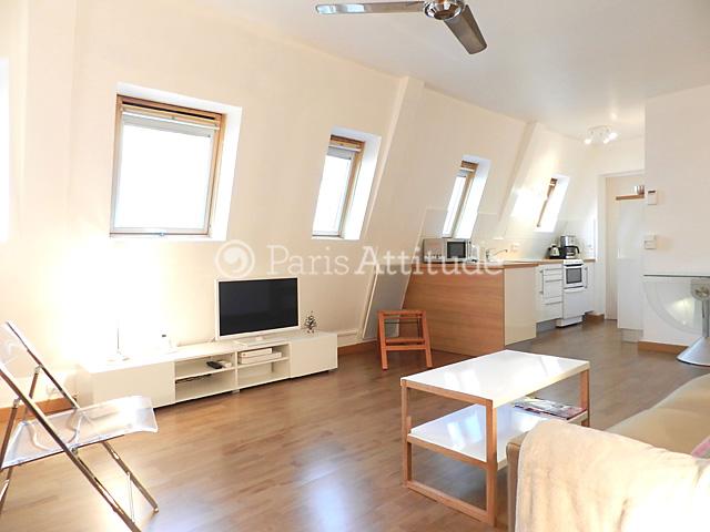 louer un appartement paris 75005 30m jardin des plantes ref 9106. Black Bedroom Furniture Sets. Home Design Ideas