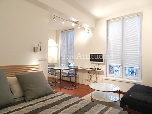 Rent apartment in paris 75020 29m nation ref 9510 for Living room 75020
