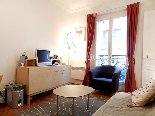 Louer un appartement paris 75017 34m porte maillot for Salon porte maillot