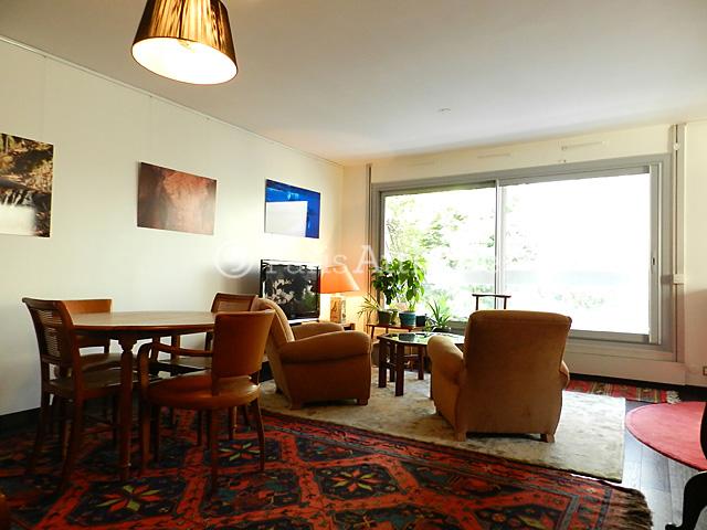 louer un appartement paris 75006 52m luxembourg garden ref 9883. Black Bedroom Furniture Sets. Home Design Ideas