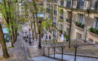 Apartment rental Montmartre