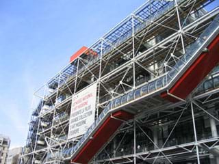 Aluguel apartamento Centre George Pompidou, Paris, France