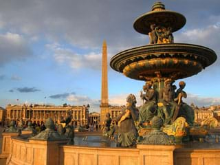 Apartment rental Place de la Concorde, Paris, France