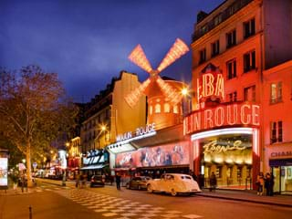 Moulin Rouge/Pigalle