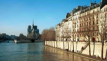 Location appartement ile st louis paris attitude - Hotel ile saint louis ...