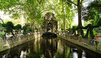 Jardin du luxembourg apartments rental paris attitude for Boulevard du jardin exotique