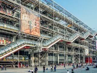 Beaubourg - centre Georges Pompidou
