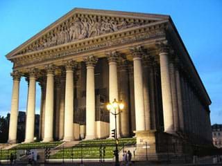 Choose your temporary home from our furnished rental apartments paris - Monument la madeleine ...