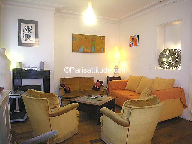 Apartment 2 Bedroom 72 m² Bastille
