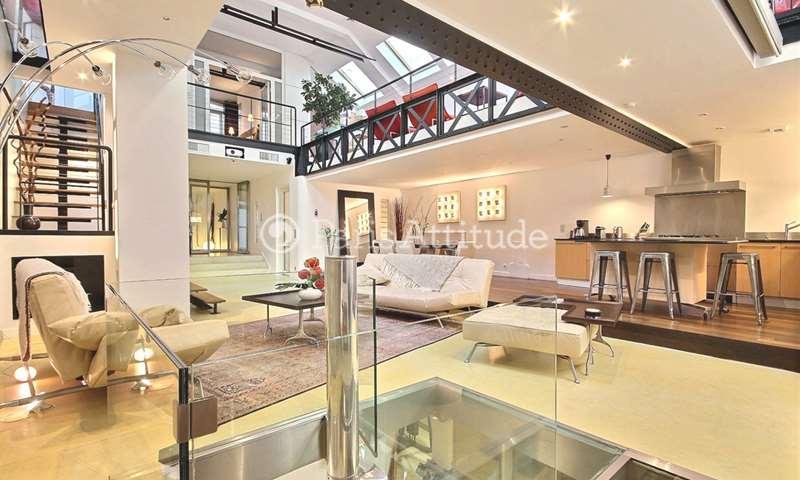Aluguel Loft 3 quartos 300m² rue Greneta, 2 Paris