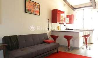 Rent Duplex 2 Bedrooms 42m² rue Godot de Mauroy, 9 Paris