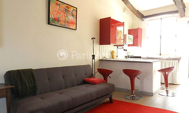 Rent Duplex 2 Bedrooms 42m² rue Godot de Mauroy, 9 Paris