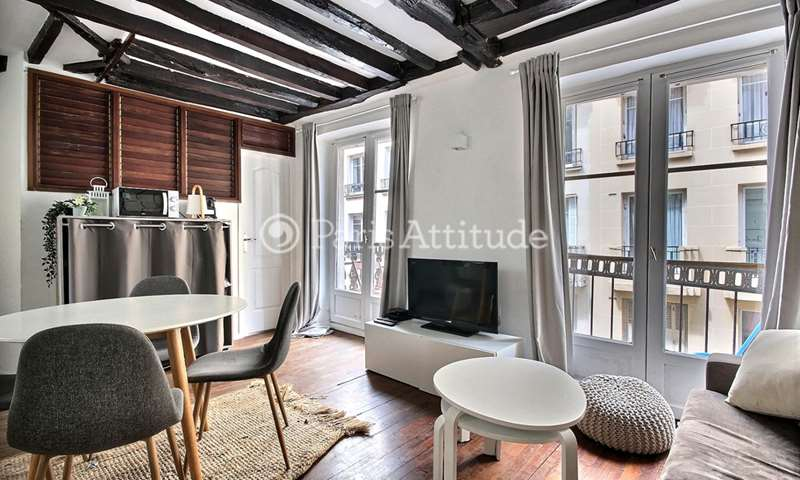 Aluguel Apartamento 1 quarto 33m² rue du Pas de la Mule, 4 Paris