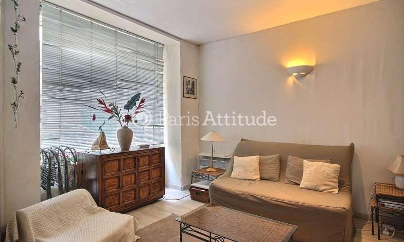 Rent Apartment Studio 25m² rue Jacquemont, 17 Paris