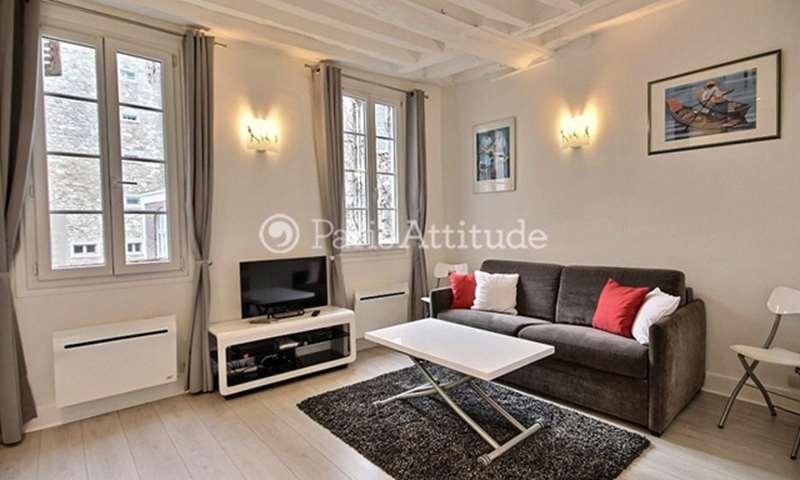 Location Appartement 2 Chambres 50m² rue Bernard Palissy, 75006 Paris