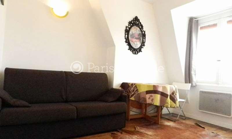Location Appartement Studio 20m² rue Lapeyrere, 75018 Paris