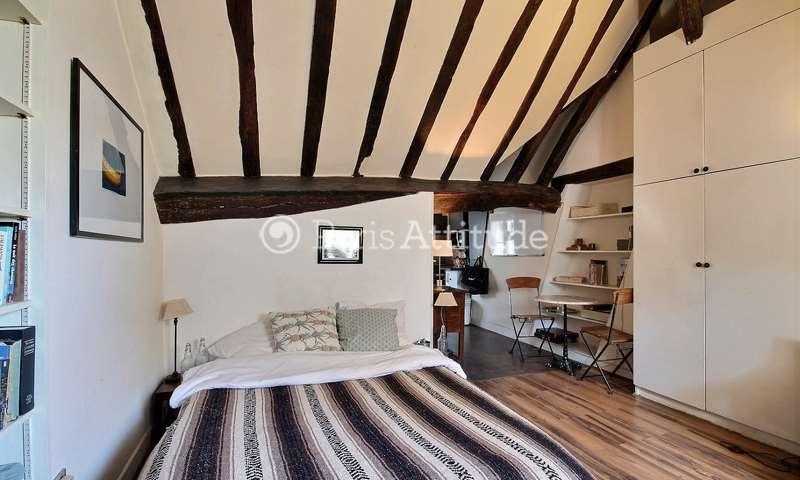 Rent Duplex Studio 29m² rue Saint Honore, 1 Paris
