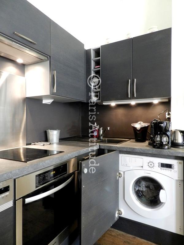 cuisine avec lave vaisselle excellent gallery of charmant. Black Bedroom Furniture Sets. Home Design Ideas