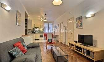 Rent Apartment 2 Bedrooms 65m² rue des Blancs Manteaux, 4 Paris