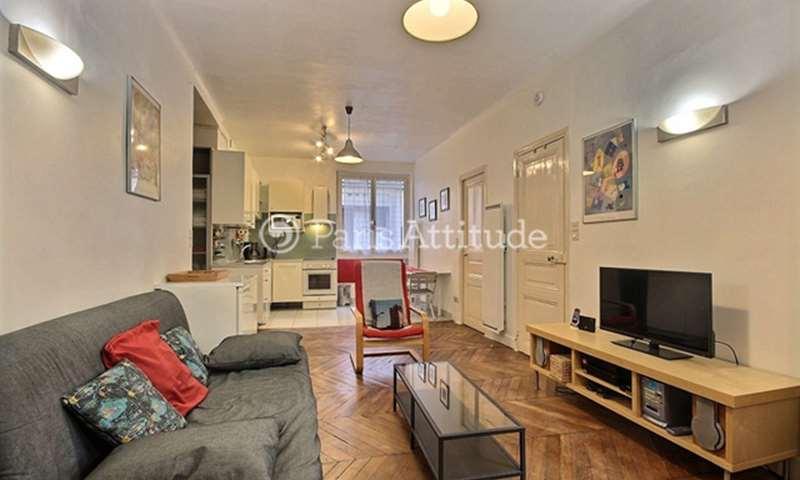 Location Appartement 2 Chambres 65m² rue des Blancs Manteaux, 75004 Paris