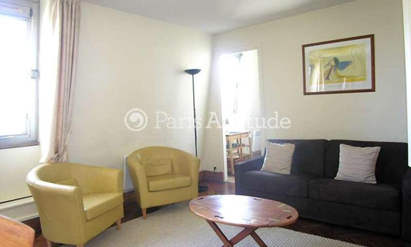 Rent Duplex 1 Bedroom 55m² place de Thorigny, 3 Paris