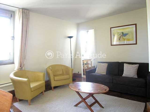Rent furnished Duplex 1 Bedroom 55m² place de Thorigny, 75003 Paris