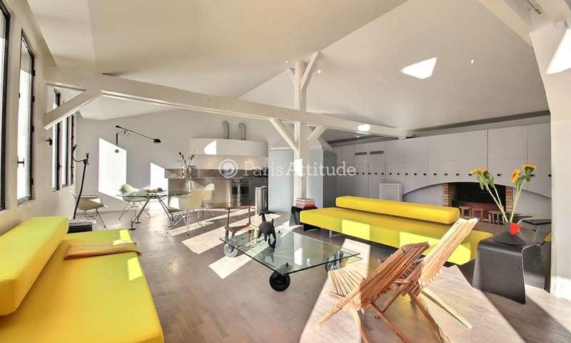 Location Loft 3 Chambres 180m² impasse Saint Claude, 3 Paris