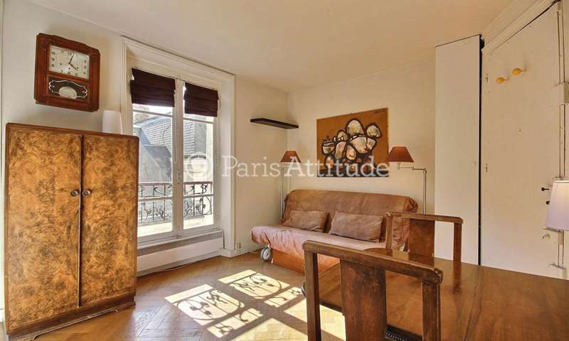 Rent Apartment Studio 20m² rue Debelleyme, 75003 Paris