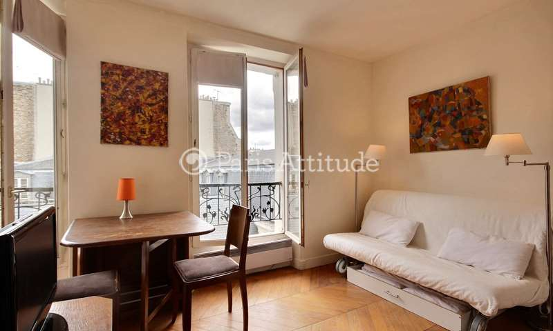 Rent Apartment Studio 20m² rue Debelleyme, 3 Paris
