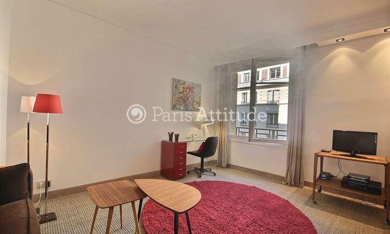 Location Appartement Studio 45m² rue Saint Dominique, 7 Paris