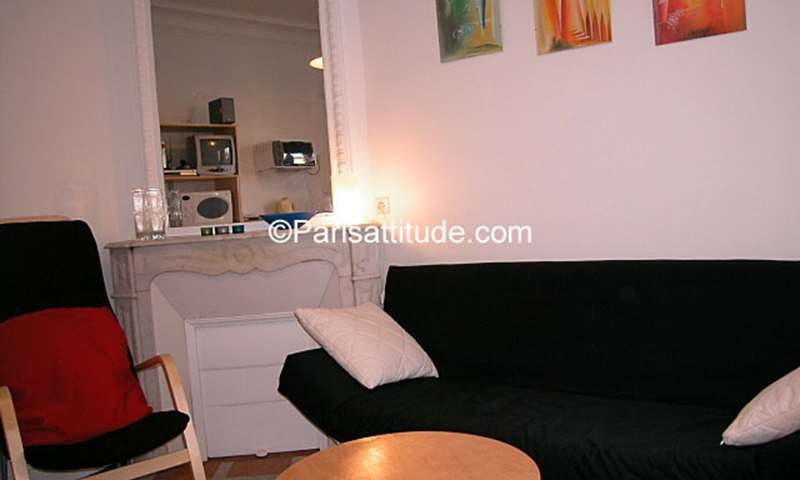 Rent Apartment 1 Bedroom 30m² rue des Blancs Manteaux, 75004 Paris
