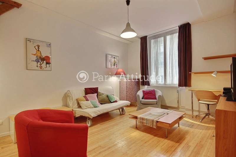 Louer Appartement meublé 2 Chambres 63m² rue de Charenton, 75012 Paris