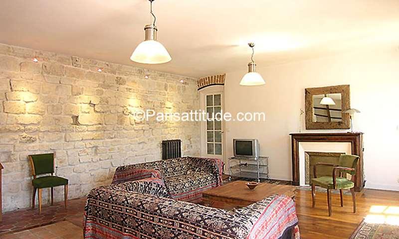 Location Appartement 2 Chambres 100m² rue de la Roquette, 11 Paris