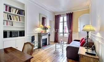 Rent Apartment 1 Bedroom 48m² rue Lalo, 16 Paris
