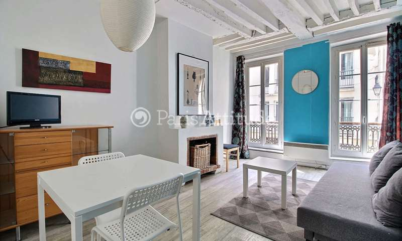 Location Appartement 1 Chambre 36m² rue Descartes, 5 Paris