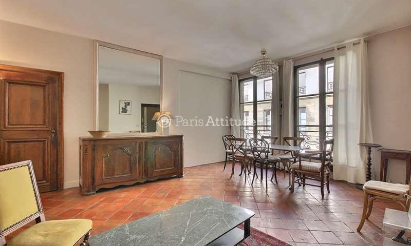 Location Appartement 1 Chambre 60m² rue du Cloître Notre Dame, 4 Paris