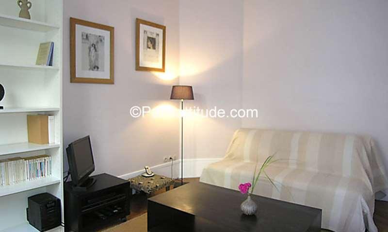 Rent Apartment 1 Bedroom 36m² rue Jacquemont, 75017 Paris