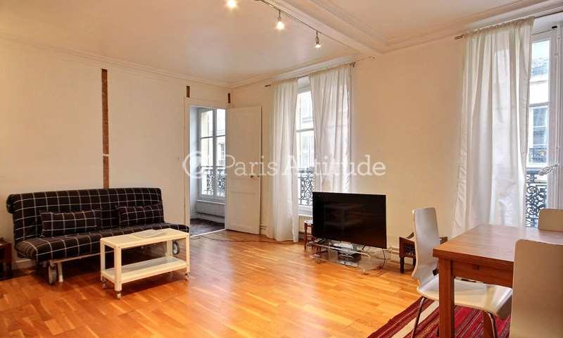 Location Appartement 1 Chambre 40m² rue de Malte, 75011 Paris