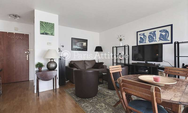 Rent Apartment 1 Bedroom 48m² rue de la Folie Mericourt, 11 Paris