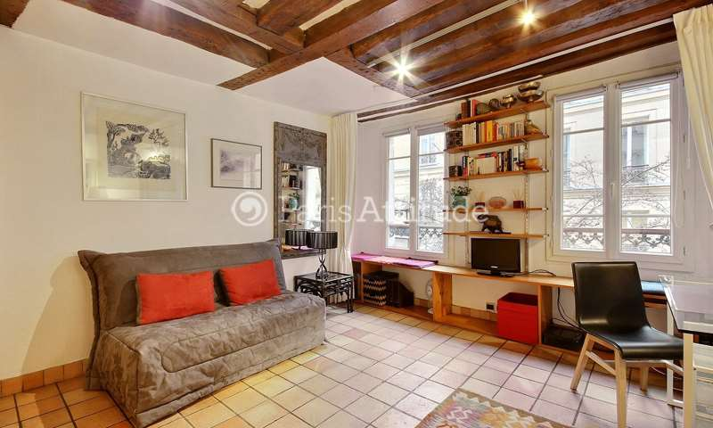 Rent Apartment Studio 28m² rue de la Harpe, 5 Paris