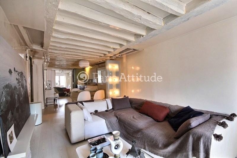 Location Appartement 1 Chambre 42m² rue des Vinaigriers, 75010 Paris