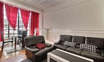 Rent Apartment 2 Bedrooms 68m² boulevard de Grenelle, 15 Paris